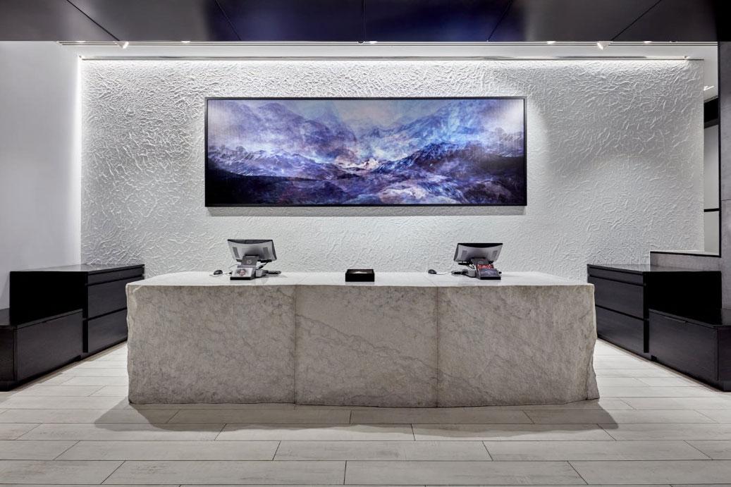 Canada Goose Retail Store Design