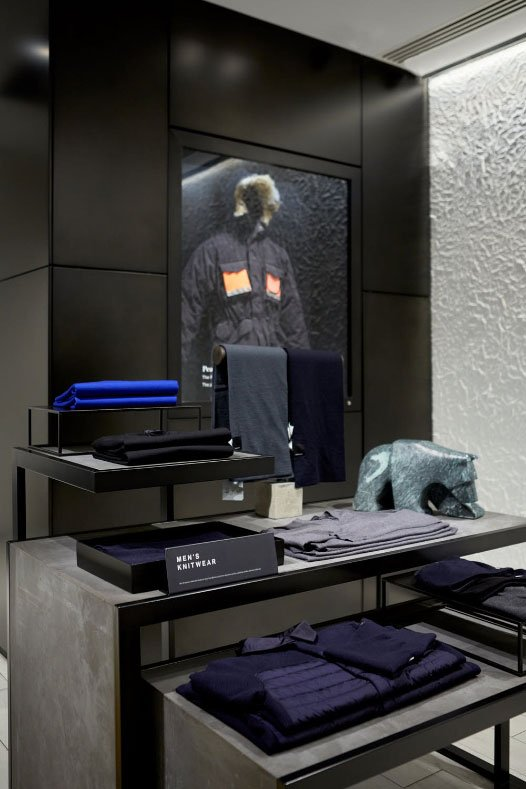 Canada Goose Flagship Store London