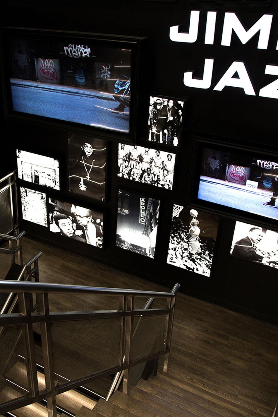 Jimmy Jazz Flagship Store Interior