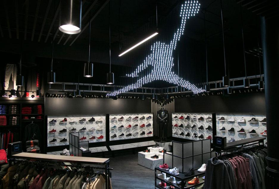 Jimmy Jazz Flagship Store Interior Design