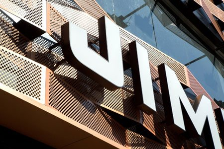 Jimmy Jazz Flagship Store Exterior Logo