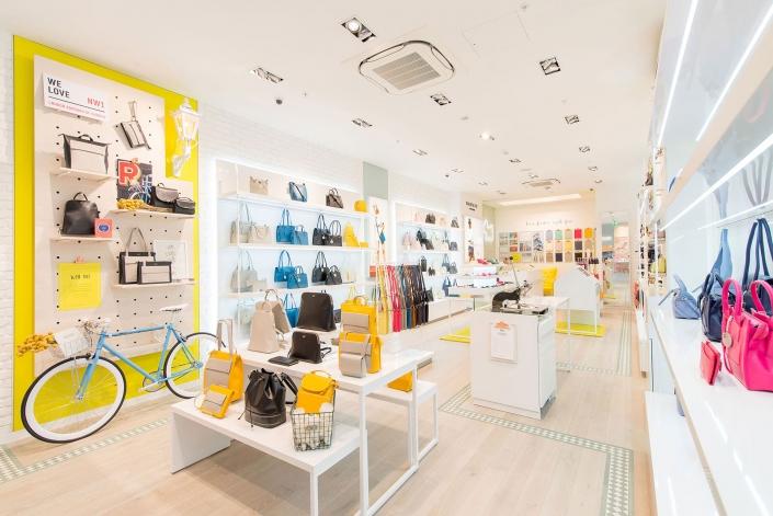 Radley Flagship Store Interior Design